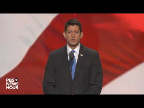 Paul Ryan confirms Donald Trump and Mike Pence as GOP presidential ticket