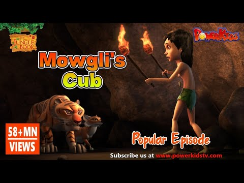 The JungleBook Season 2 Mowgli's Cute...
