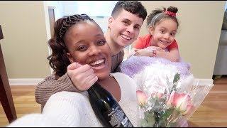 Valentine's Day with Three Kids thumbnail