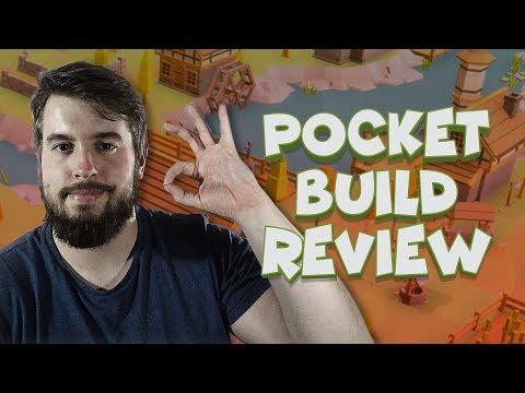 Pocket Build Review - Great Mobile City Builder