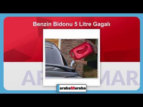2500000373312 Benzin Bidonu 5 Litre Gagalı Özellikleri | Arabamaraba.com