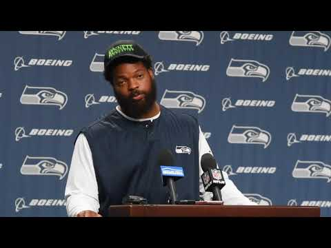 "Michael Bennett on ""tragic situation"" following Las Vegas police incident"
