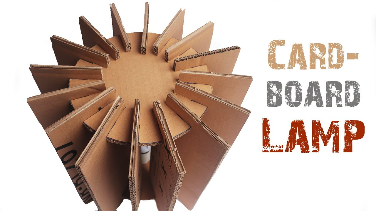 home lampshade to free fun how cardboard craft on tutorial medium shade lamp projects diy pictures make picmonkey a with