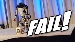 ROBOT FAIL! | Pokemon GO FEST en JAPON | TECH NEWS