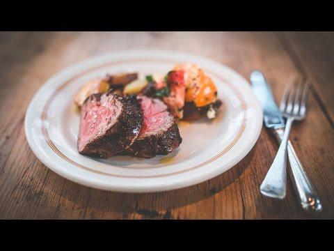 Al Brown's Grilled Beef Fillet w/ Fresh Sides | Hyundai NZ