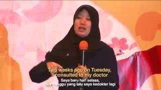 Video Alpha Spin Testimonial From Jakarta, Indonesia - Nita (Breast Cancer) download MP3, 3GP, MP4, WEBM, AVI, FLV Januari 2018