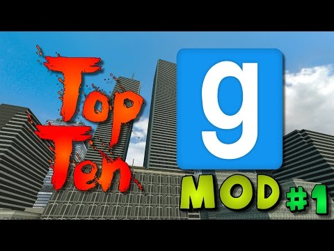 Top 10 Garry's Mod Maps #1
