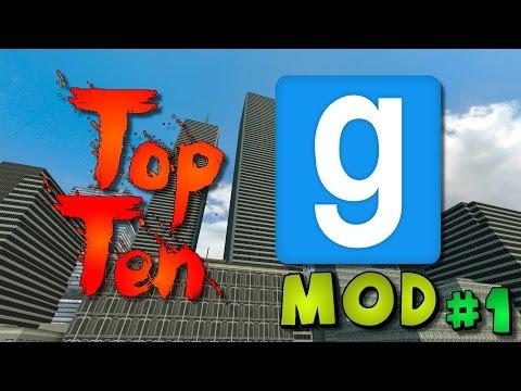 Top 10 Garry's Mod Maps #1