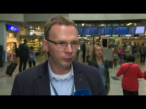 EBU Lithuania airport closure