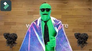 5 Green Screen Tricks in  UNDER 60 Seconds