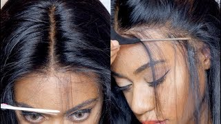 ISSA WIG! Most Natural Looking Hairline | Hairvivi