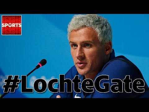 Ryan Lochte Rio Gas Station Robbery Story EXPLAINED