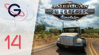 American Truck Simulator FR #14 : DLC Arizona & pénurie d'essence !
