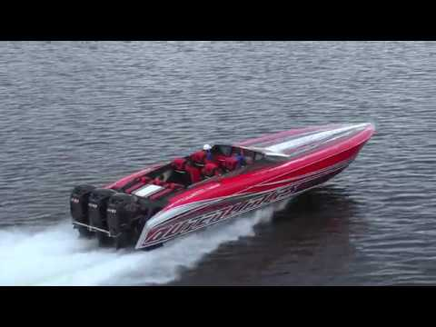 Outerlimits Powerboats SL41 Outboard