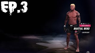 EA Sports UFC 4 Career Mode Playthrough - Episode 3
