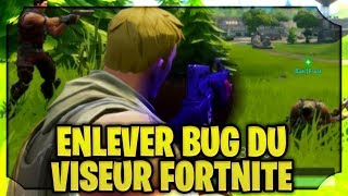 DEBUT THE BUG OF THE VISEUR ON FORTNITE!
