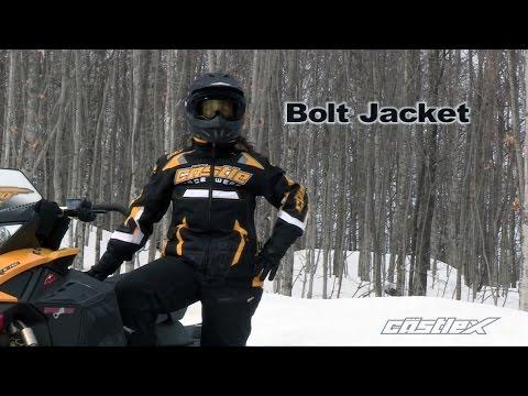 Castle X Womens Bolt Snowmobile Jacket