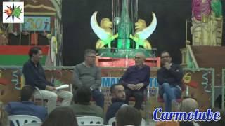 """Charlas - Coloquio """"Carnaval de Autor"""" con Enrique González, Paco Montes y Darío Falcón"""