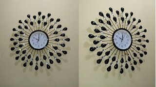 Reloj decorativo paso a paso-decorative clock step by step