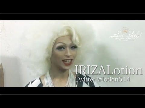 MISIA - THE TOUR OF MISIA LOVE BEBOP SPOT IRIZA Lotion Ver.