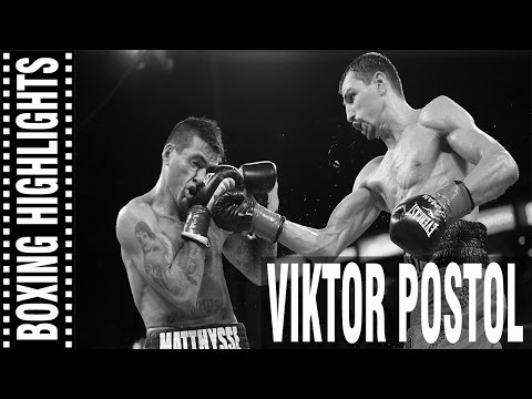 Viktor Postol Highlights