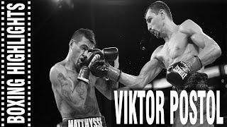 Viktor Postol Highlights