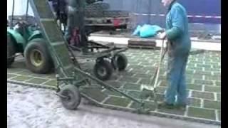 видео Газонная решетка: Новые возможности бетонных систем