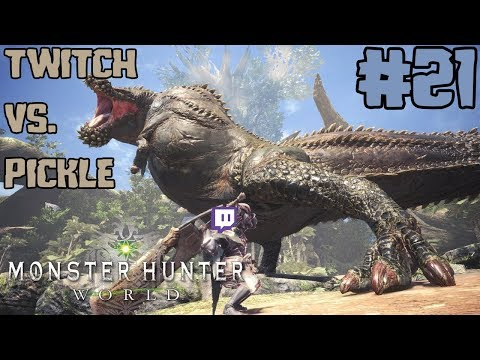 TWITCH VS. DEVILJHO | BEST OF Monster Hunter: World Twitch Highlights! #21