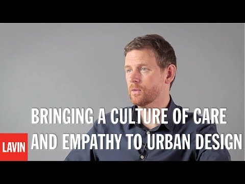 Charles Montgomery: Bringing a Culture of Care and Empathy to Urban Design