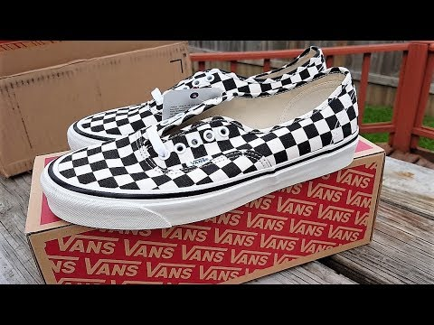 fb16d602f254 Vans Anaheim Factory Authentic 44 DX
