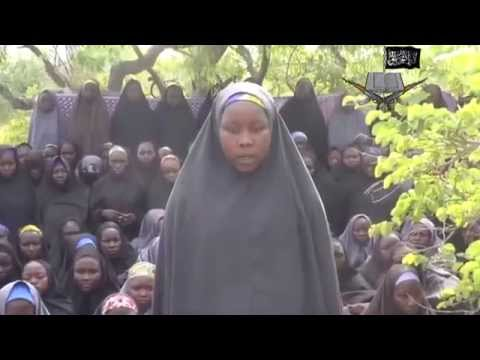 Boko Haram shows kidnapped girls in new video