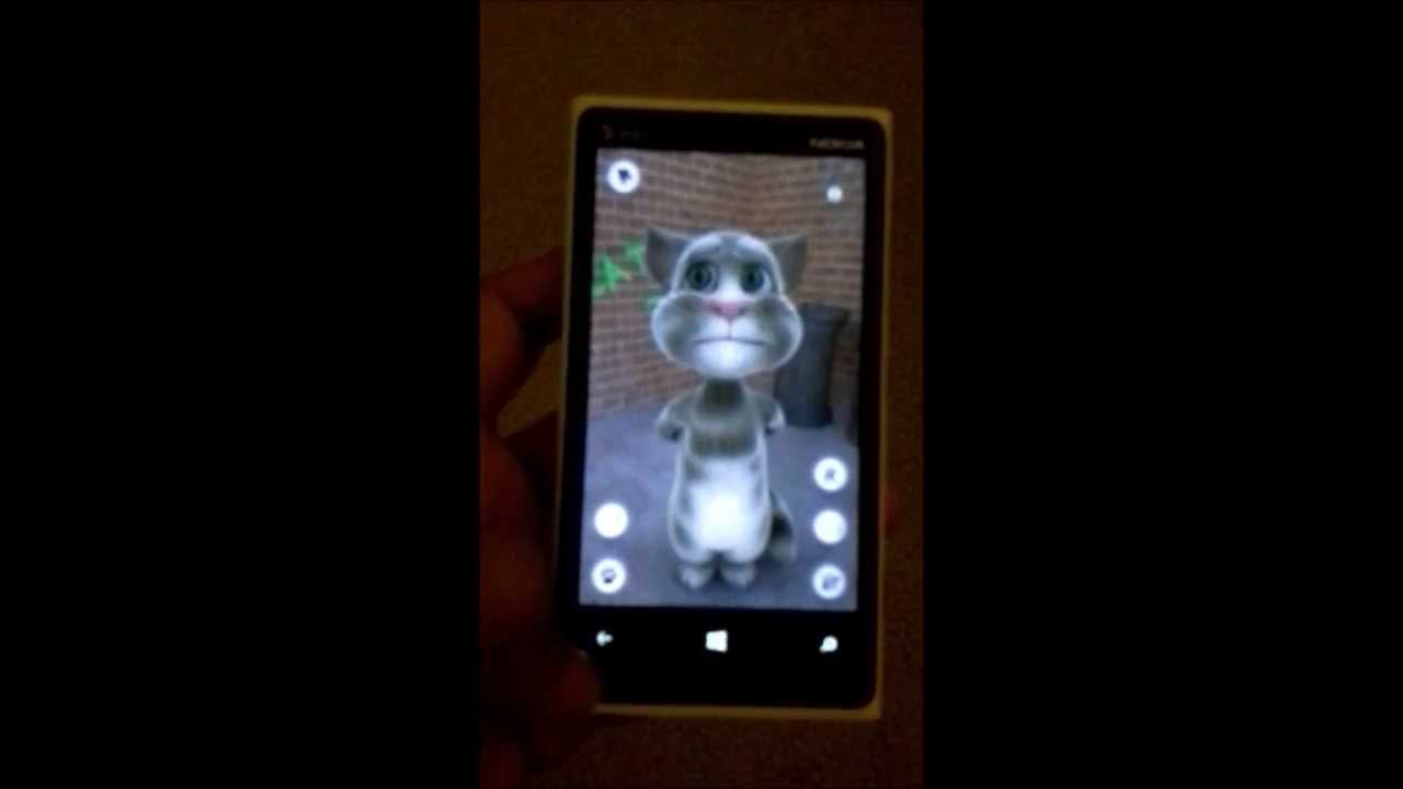 Talking tom cat for nokia 5800 xpressmusic free download