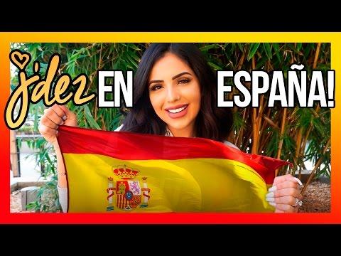 CONQUISTANDO EL MUNDO! AHORA JDEZ EN ESPAÑA -Jackie Hernández