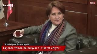 Meral Akşener açıkladı: Trabzon'un en büyük problemi yatırım