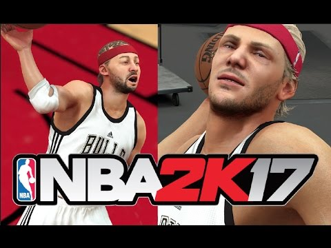 Can A 99 Overall Player Hit 25 Three Point Shots Before A 0 Overall Hits One? NBA 2K17 Challenge