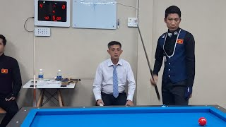 Ngô Đình Nại vs Thanh Nhân. Billiards Út Nhi