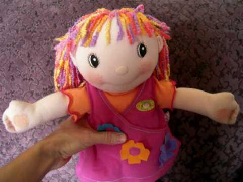 Zapf Creation Maggie Raggies Sweetie Singer Doll Youtube