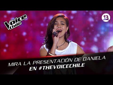 The Voice Chile | Daniela Campos - Caruso