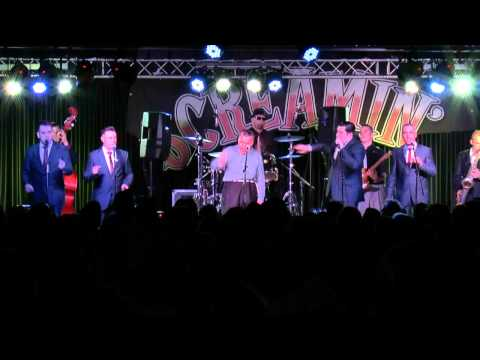 The All Star Doo Wop Show@15th Screamin`festival 2013