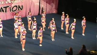 All Star Cheer Competition Springfield MA 011