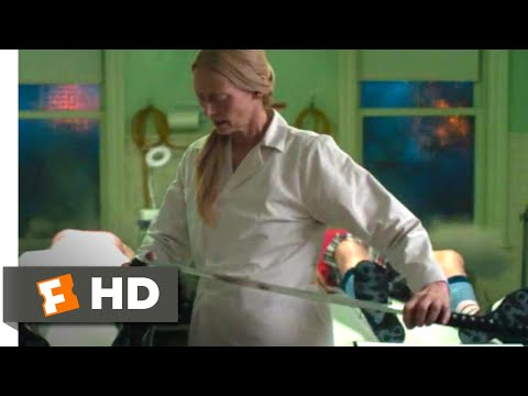 The Dead Don't Die (2019) - Samurai Mortician Scene (3/10) | Movieclips