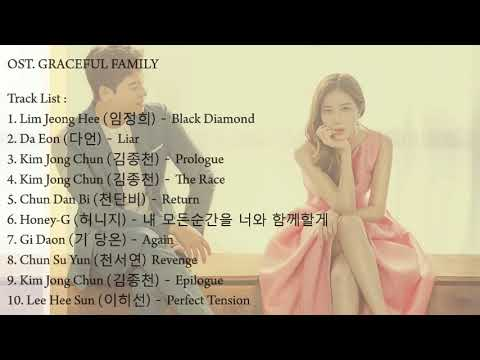 OST Graceful Family - Track List FULL (PART. 1-5)