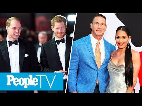 Prince Harry Asks Prince William To Be Best Man, John Cena On Nikki Bella Split | LIVE | PeopleTV