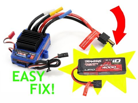 vxl-3s Flashing Red & Green (solution)