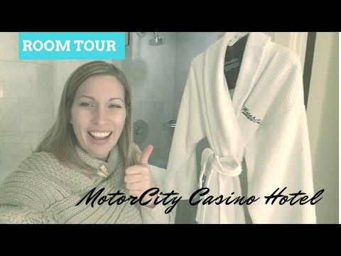 MotorCity Casino Hotel | Room Tour | DETROIT