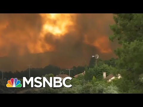 Philippines Wildfires, What We Know Now | MSNBC