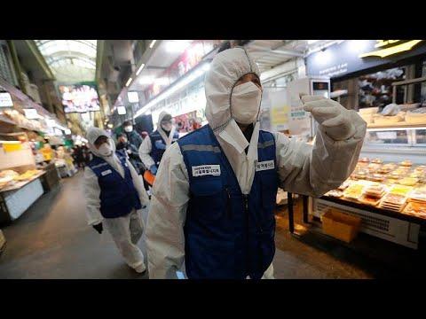 La batalla global contra el covid-19 o coronavirus de Wuhan