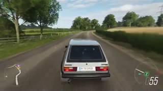 Forza Horizon 4| VOLKSWAGEN GOLF GTI MK1 | Test Drive