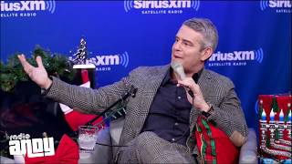 Holiday Hangout with Andy Cohen & Amy Sedaris on Radio Andy