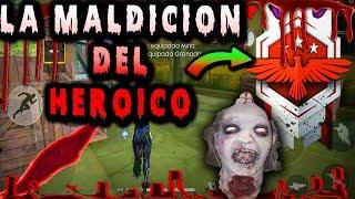 LA MALDICIÓN DE LLEGAR A HEROICO EN FREE FIRE/CREEPYPASTA DE FREEFIRE/ROMERSOBI